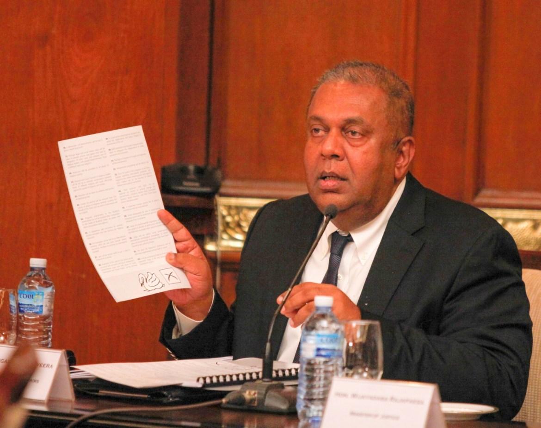 Sri Lankan government focuses on reconciliation in 2018 budget allocating Rs. 12.75 billion