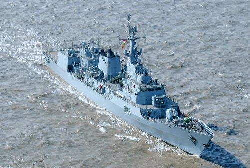 Pakistan naval ship PNS Saif arrives at Sri Lanka port on a goodwill mission