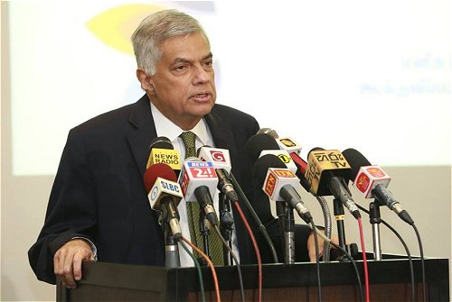 Sri Lanka PM launches five-year national action plan to protect human rights