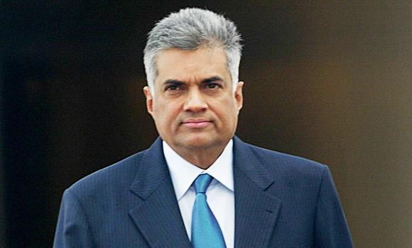Sri Lanka PM to visit India to attend the 5th Global Conference on Cyberspace