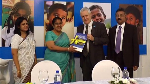 Sri Lanka Ministry of Justice and UNICEF launch new report recommending measures to strengthen Justice System for Children