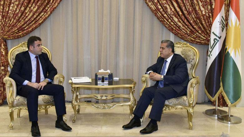 Kurdistan Region to develop relations with Sri Lanka in all fields