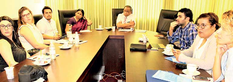 Colombian delegation visits Sri Lanka to study reconciliation initiatives