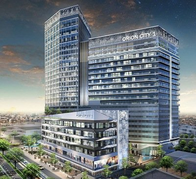 The Orion City Towers are declared open for bookings