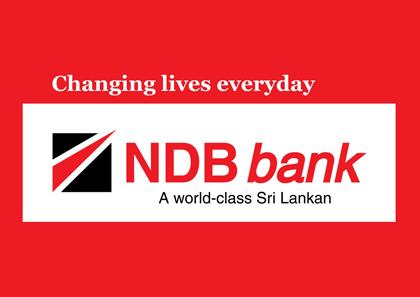 Sri Lanka's NDB posts Profit After Tax of Rs 3.3 billion for the first 3Qs of 2017