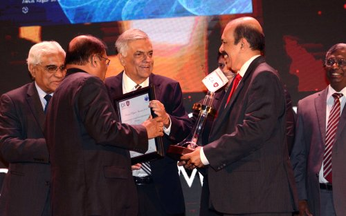 Commercial Bank wins overall award for Best Annual Report at CA Sri Lanka Awards