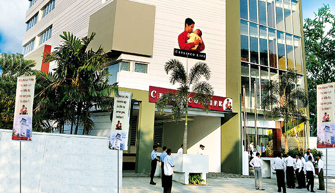 Ceylinco Life's 9-month PBT up 53-pct to Rs. 2.5Bn