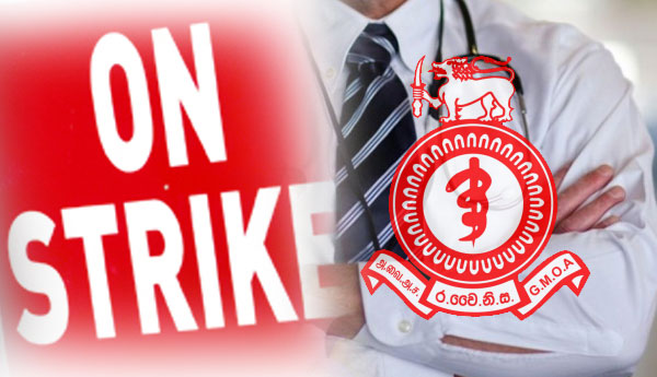 GMOA gives notice of countrywide strike