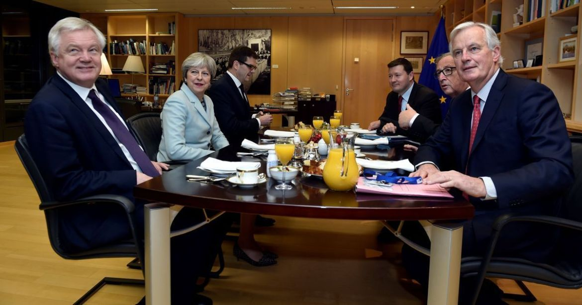 Brexit: 'Breakthrough' deal paves way for future trade talksBrexit: 'Breakthrough' deal paves way for future trade talks