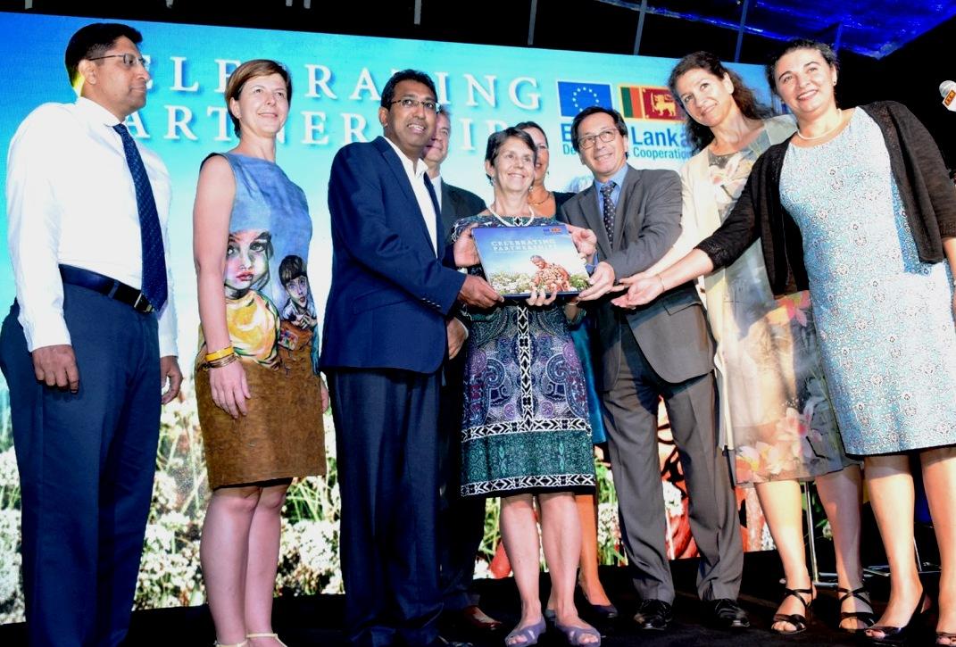 'Celebrating Partnerships' showcases the European Union's support to district development in Sri Lanka