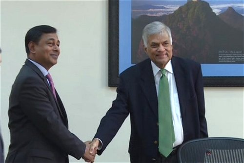 BIMSTEC Director General calls on Sri Lanka PM ahead of 3rd BIMSTEC Ministerial Meeting on Poverty Alleviation