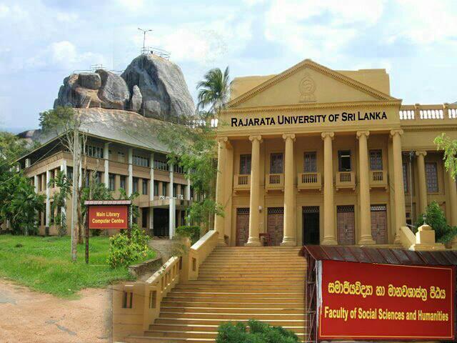 Three faculties of Sri Lanka's Rajarata University closed due to spreading viral illness