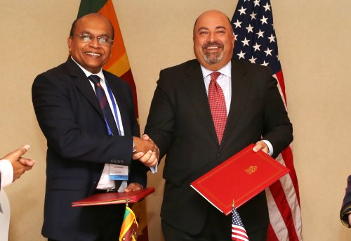United States and Sri Lanka strengthen trade and transportation partnership