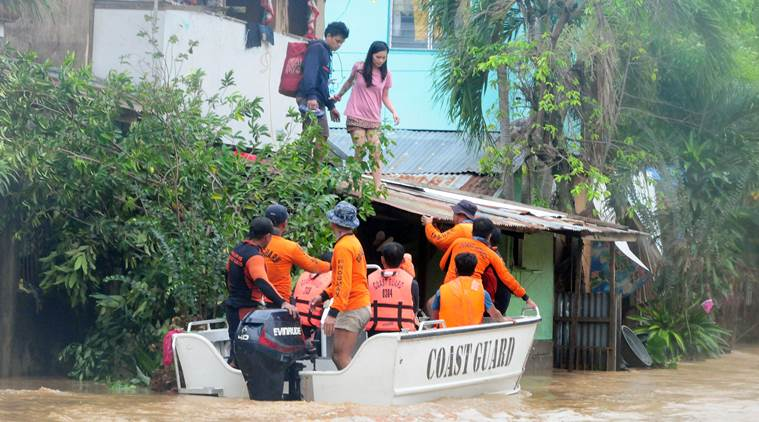 Philippines Storm: Death toll more than 180