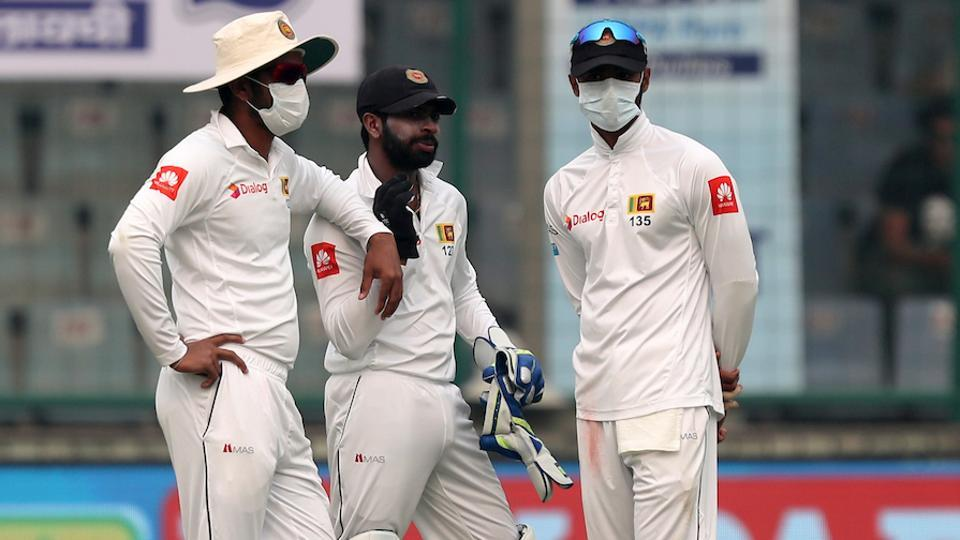Cricket: Players experience breathing difficulties at SL-India final test