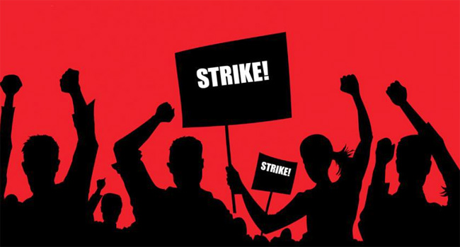 Strikes galore: Train strike ended, CEB strike begins