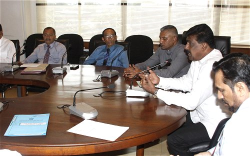 State Minister aims to make fisheries industry among Sri Lanka's three main foreign exchange earners this year