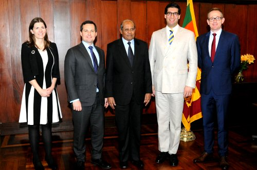 UK All Party Parliamentary Group for Sri Lanka explores opportunities to enhance bilateral trade