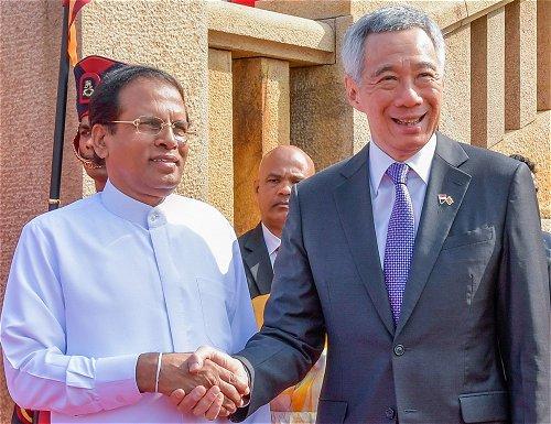 Singapore and Sri Lanka sign free trade agreement deepening economic ties
