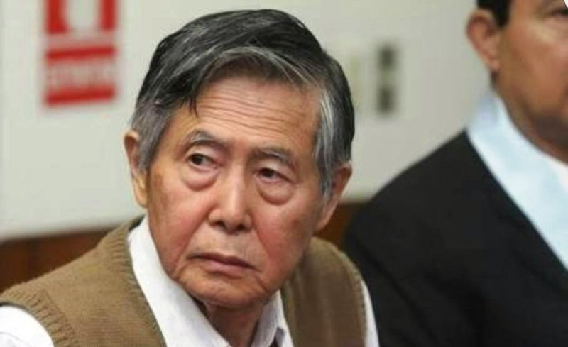 Former Peruvian President Fujimori responding positively to treatment, says doctor