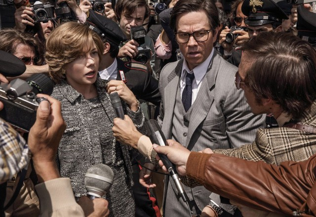 Movie Review; All the Money in the World