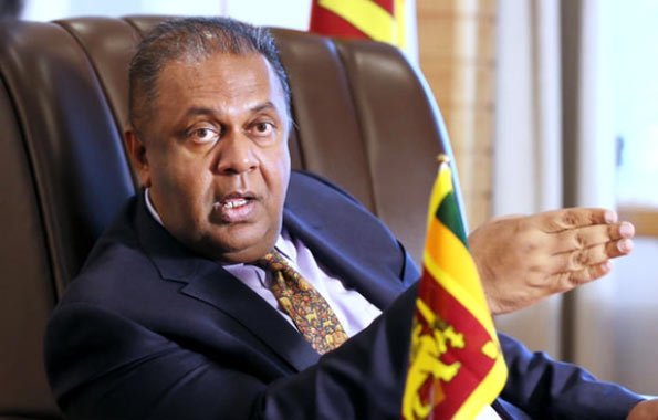 Shouldn't forget Maithri's commitment – Mangala