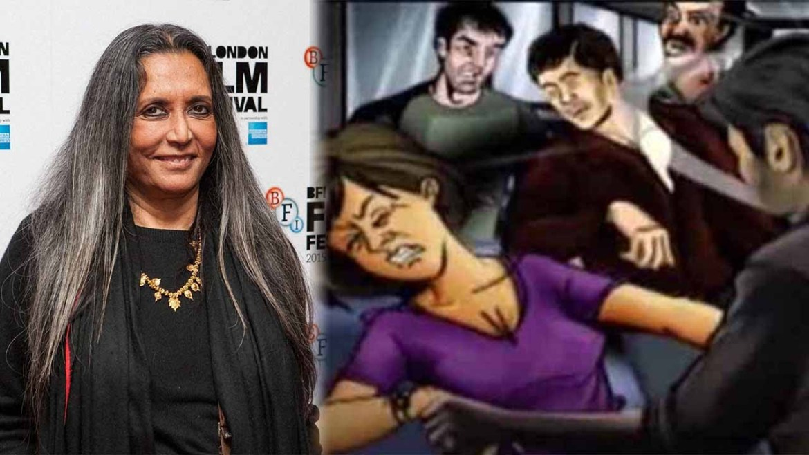 Screening of 'Anatomy of Violence' and panel discussion with Canadian director Deepa Mehta on Jan 9