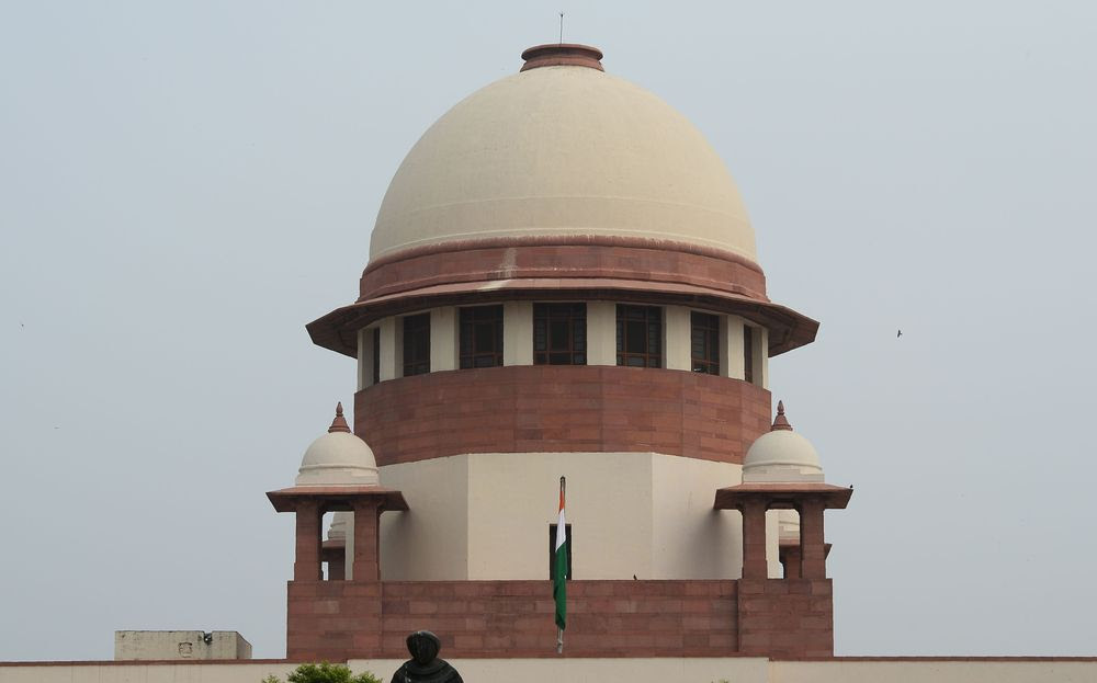 India's Top Court Split as Spotlight Falls on Chief Justice