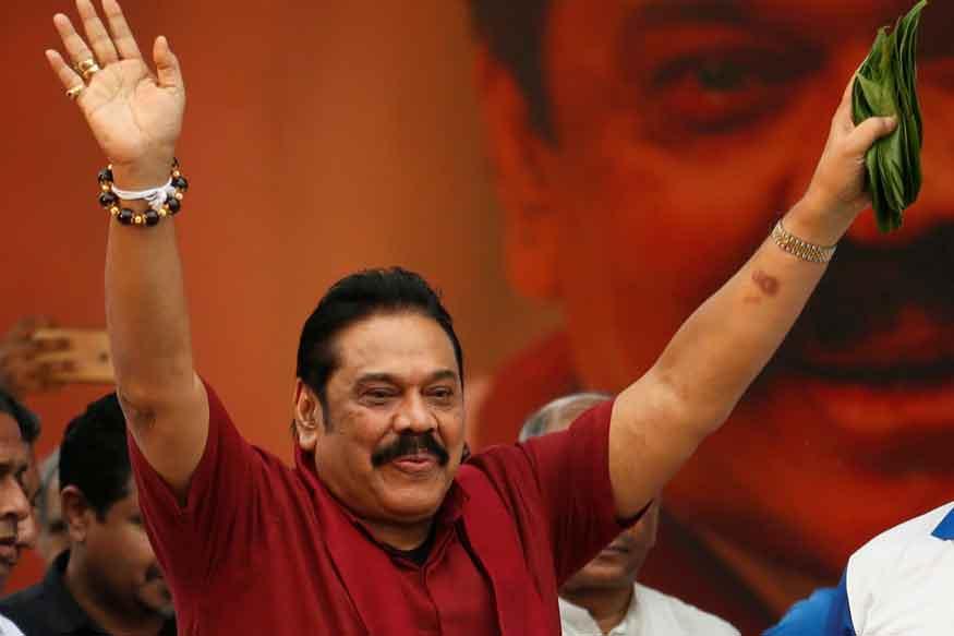 Flush with victory, Mahinda demands snap parliamentary polls