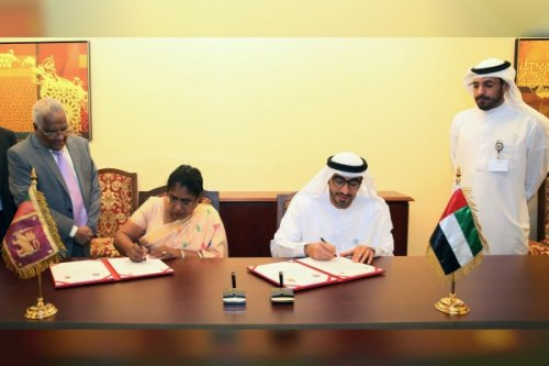 Sri Lanka, UAE sign MoU on cooperation in labor sector facilitating recruitment of domestic workers