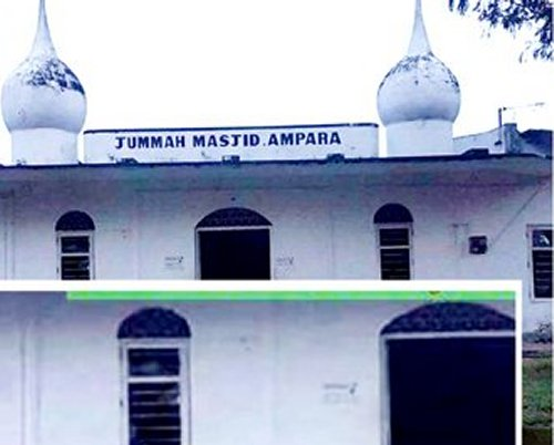 Muslim shops attacked in Buddhist-Muslim clash in Sri Lanka's East, security strengthened in Ampara