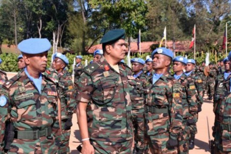 A board of directors appointed to regulate Army peace keeping services