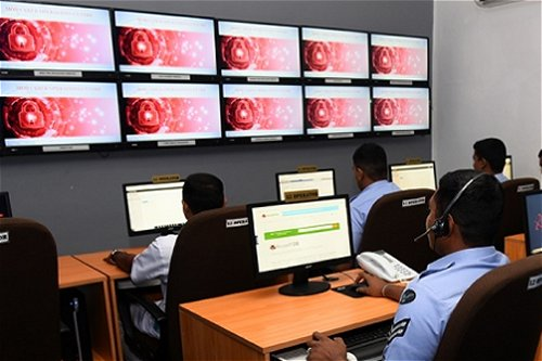 State Defense Ministry Cyber Operations Center opens at Air Force Headquarters