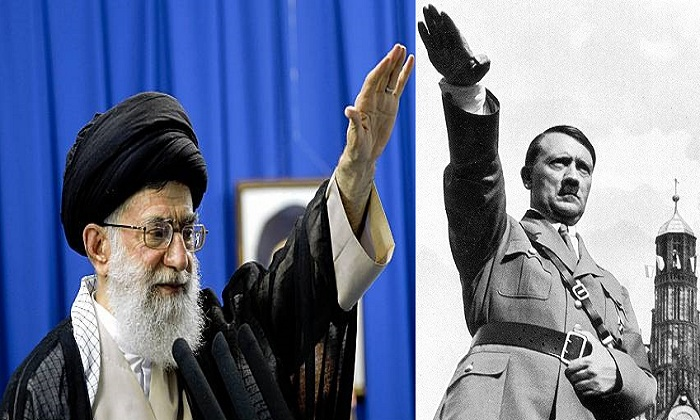 The new Hitler of the Middle East