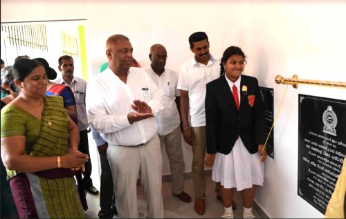 Government's aim is to create a young generation capable of defeating tribal views – Minister Mangala Samaraweera