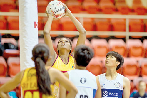 National Netball pool of 30 selected