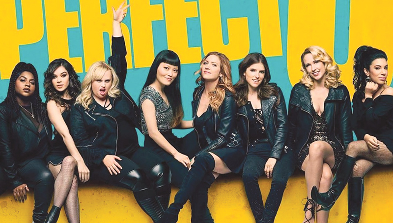 Pitch Perfect 3 Review: The Trilogy Ends With an A-ca Whimper