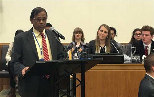 Sri Lanka UN Mission co-hosts event on 'STEAM Education for Global Citizenship to Achieve the SDGs'