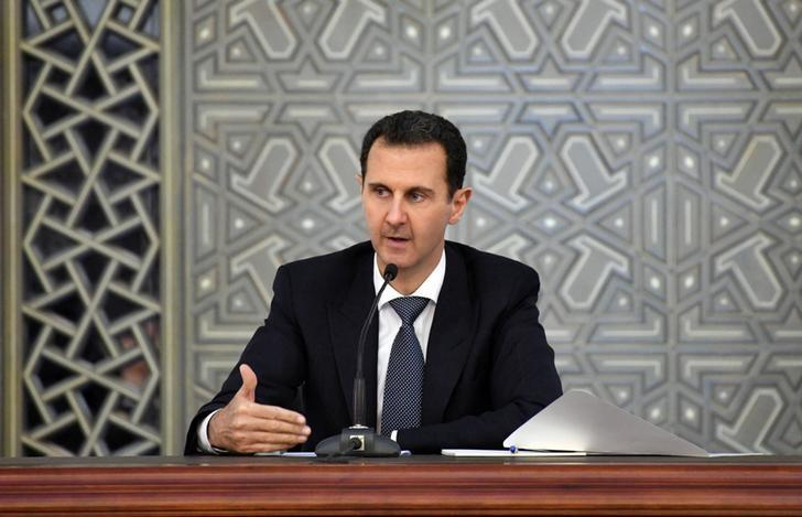 U.S. says Syria may be developing new types of chemical weapons
