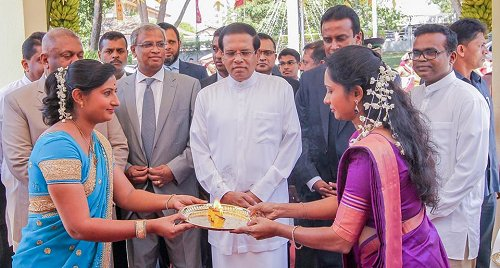 New Tamil TV channel launched to foster national unity and reconciliation