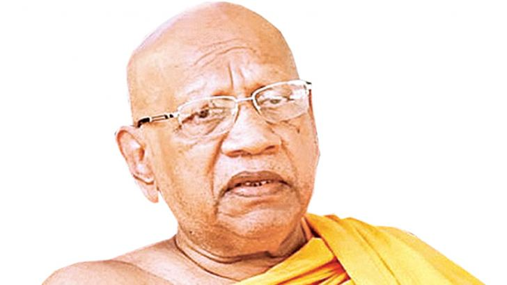Ven Wimalarathana Nayake Thera's demise A Great Loss to Peace & Reconciliation