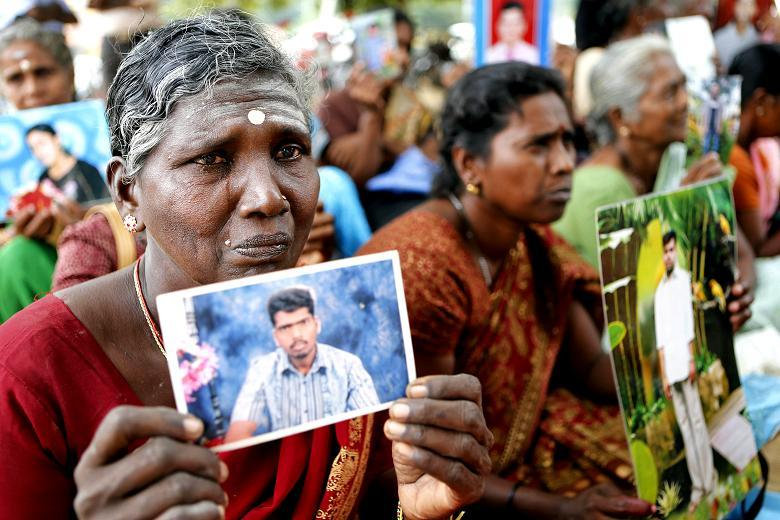 Sri Lanka President appoints members to the Office on Missing Persons