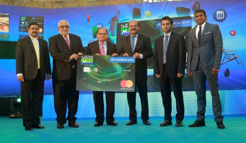 Mobitel and Commercial Bank launch 'Data + Credit Card' first of its kind in Sri Lanka