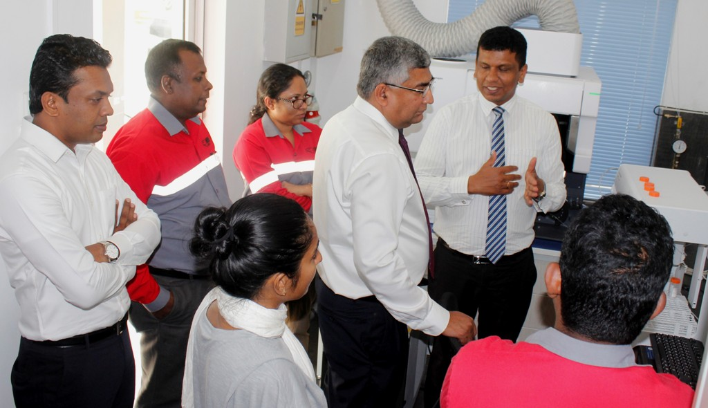 Celebrating 15th Anniversary  INSEE Ecocycle Opens New Waste Analysis Lab to Uplift Waste Management in Sri Lanka