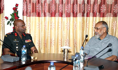 Sri Lanka Army offers assistance to Northern Province to address vital issues