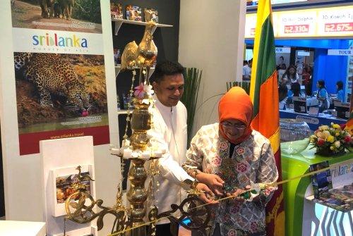Sri Lanka participates in ASTINDO Travel Fair 2018 in Jakarta