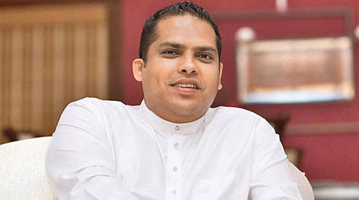 MP Harin files FR application with SC