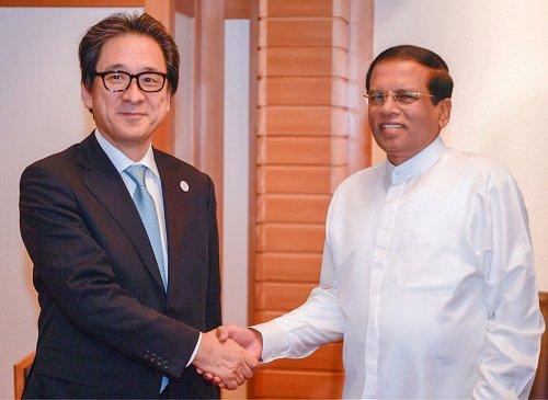Sri Lanka seeks more Japanese investments at investor forum in Tokyo