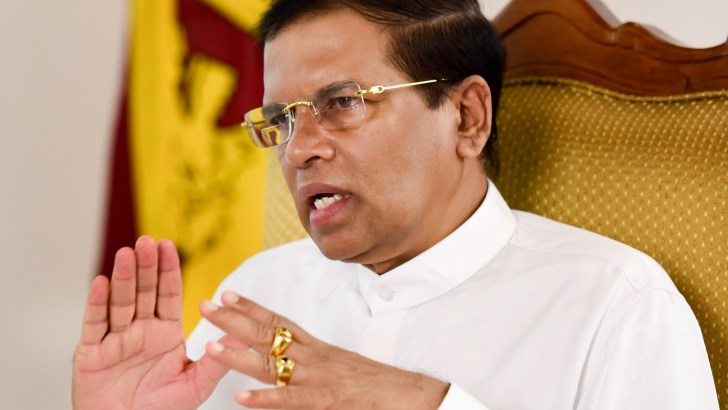 SLFP holds meetings with the President to discuss key issues