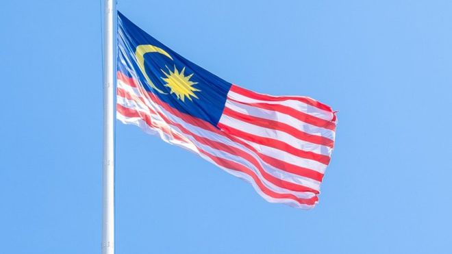 Lawsuit after Malaysian flag reported as 'IS symbol' in US
